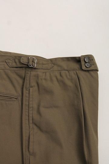 ARAN F L Shorts BL 2 OLIVE DRAB (3)