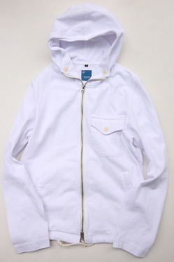 Goodon Deck Parka WHITE
