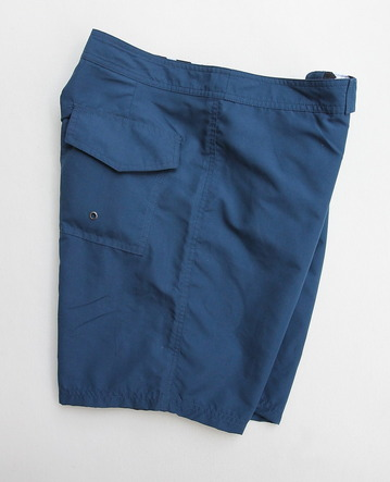 BORDIES BS121 Nylon Shorts Long NAVY (4)
