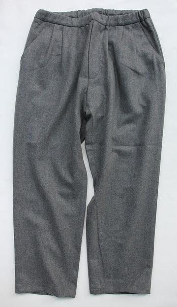 CESTERS Wool 2 P Easy Pants M GREY (5)