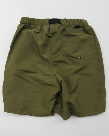 Thousand Mile Wall Shorts OLIVE (5)