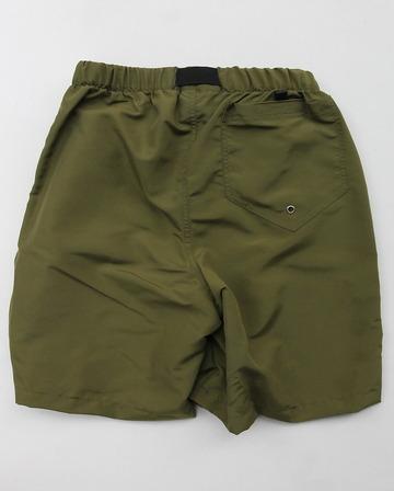 Thousand Mile Wall Shorts OLIVE (5)