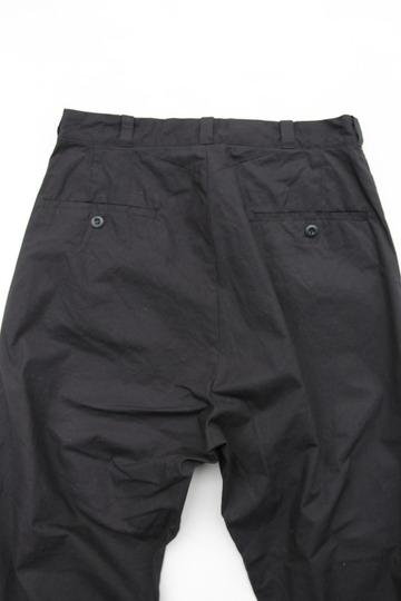 RICEMAN Tapered Pants BLACK (4)