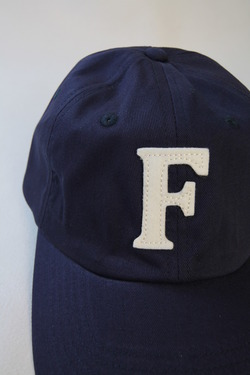 Felco Twill BB Cap NAVY F NATURAL (4)