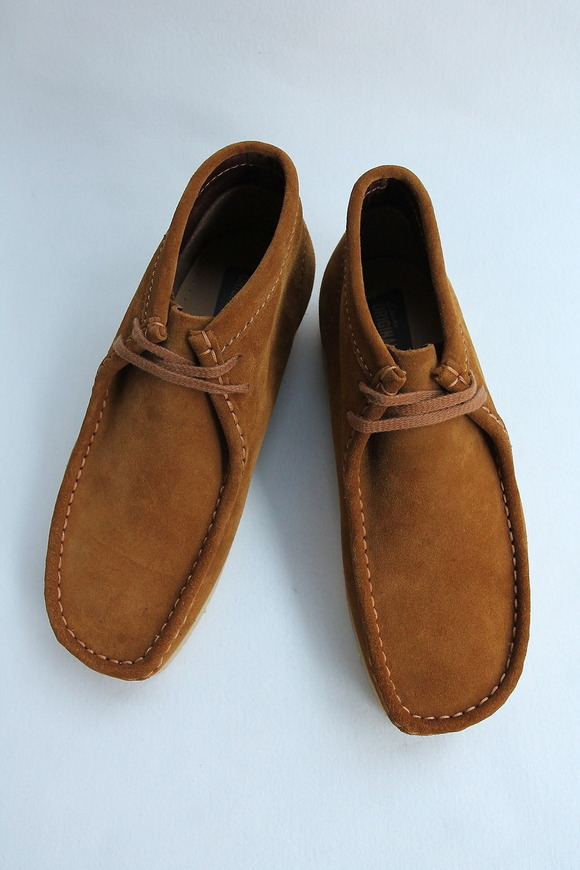 Clarks Wallabee Boot BRONZE