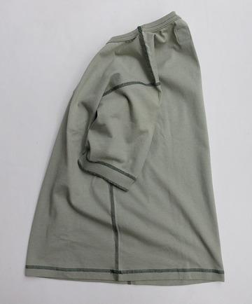 Nepco Military Rib Tee OLIVE (5)