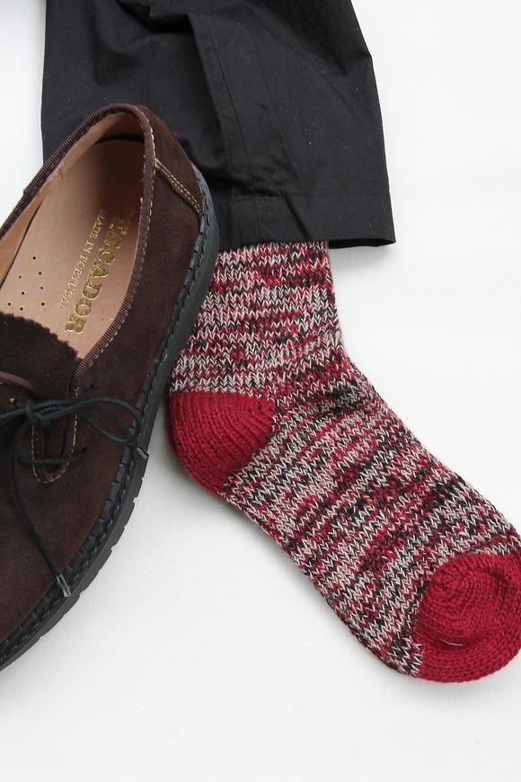 H Footwear Wagon WINE