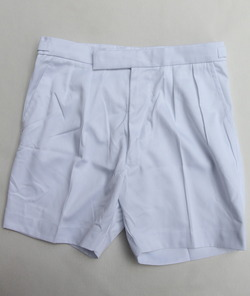 Deadstock Royal Navy Shorts WHITE