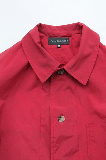 coochucamp Happy Shirt Coat RED (2)