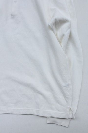 NOUN LS Polo WHITE (3)