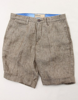 Maison Clocherd Mallard Shorts BEIGE