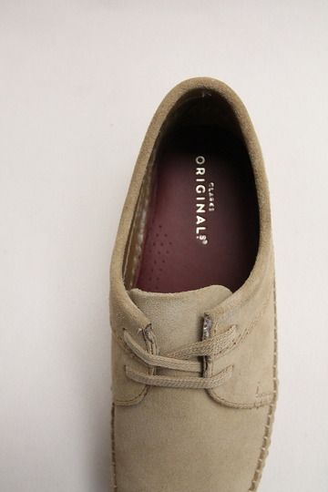 Clarks Weaver MAPLE Suede (6)
