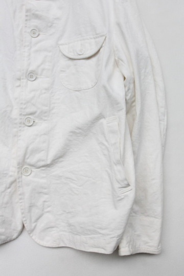 Ouvert RC Work Jacket WHITE (3)