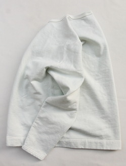 Goodon Crew Sweat Cardigan P P WHITE (4)