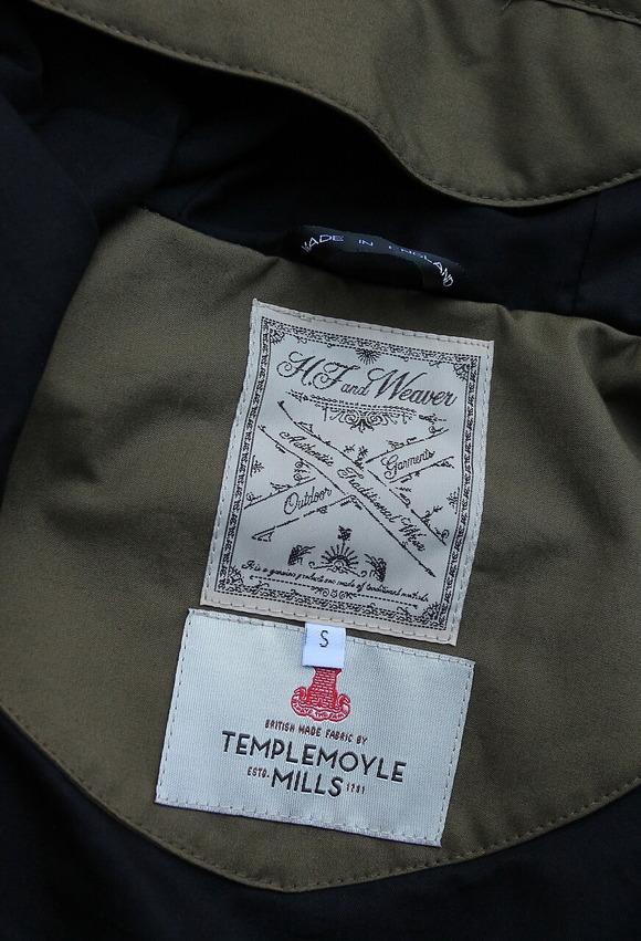 HF and Weaver Beak Parka Templemoyle Mills 06 OLIVE (7)