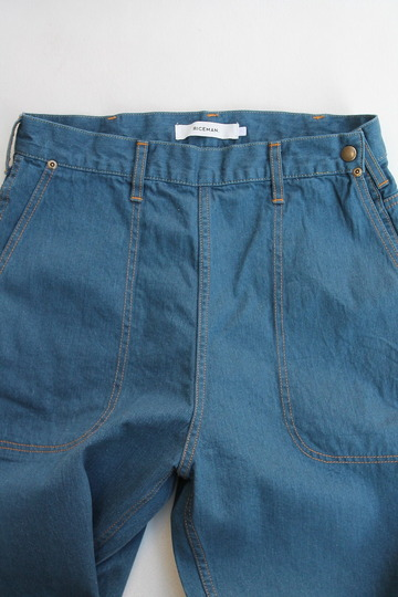 RICEMAN Ranch Pants LIGHT INDIGO (3)
