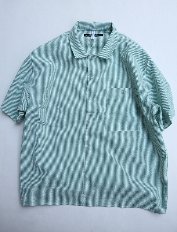 NOUN Work Pullover Stripe GREEN