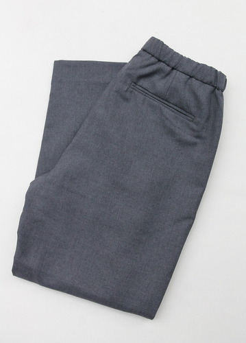 CEASTERS 2 Pleats Easy Trousers LIGHT GRAY