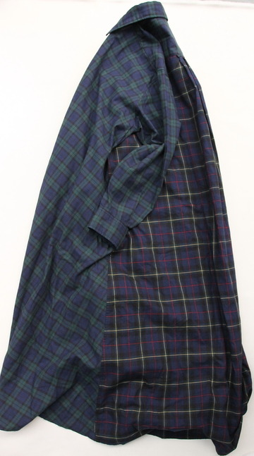 Harriss Tartan Plaid Shirt Dress (3)