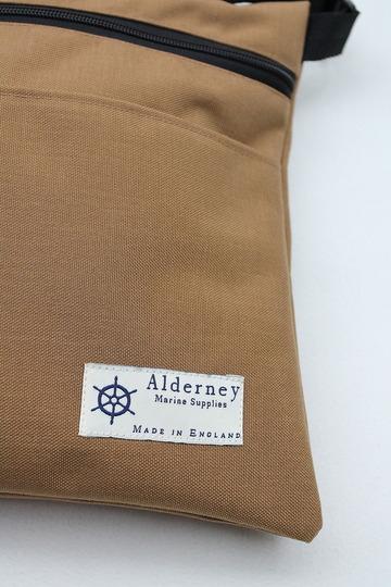 Alderney Sacoche Man Bag COYOTE BROWN (3)