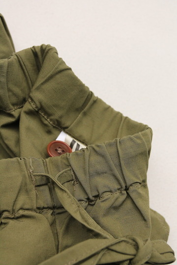 KIFFE Relax Shorts OLIVE (2)