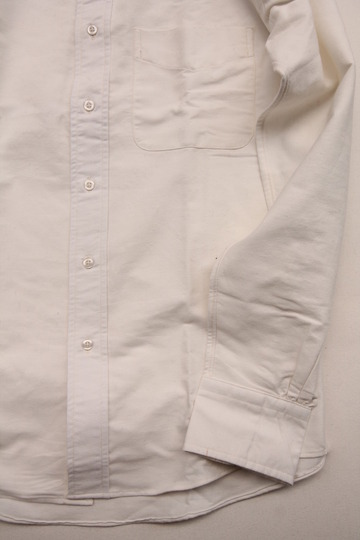 THE BAGGY Oxford BD WHITE (4)