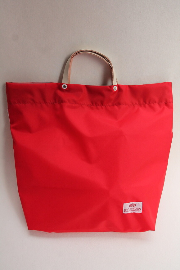 BAG n NOUN Nylon Pack RED
