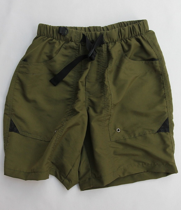 Thousand Mile Wall Shorts OLIVE