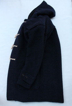 H F and Weaver Marine Coat NAVY (7)