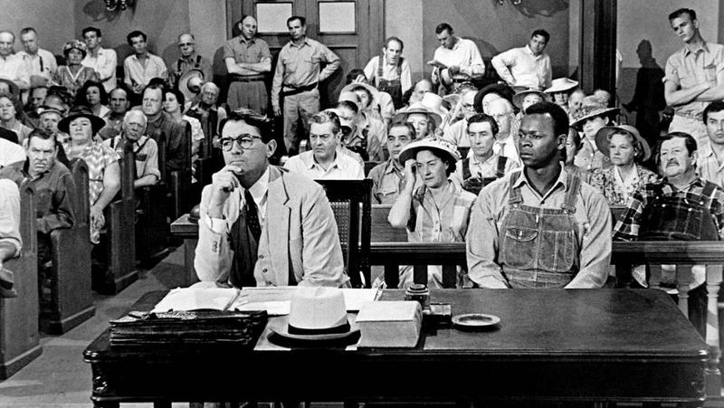 To Kill a Mockingbird : 1962