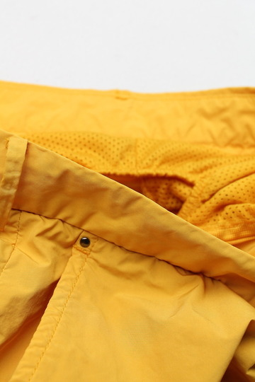 MIDA Nylon Shorts with Liner YELLOW (3)
