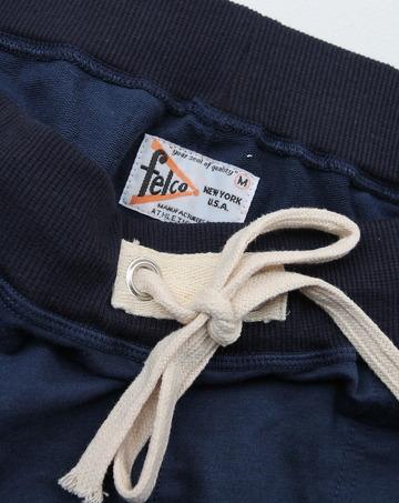 Felco Gym Shorts Mini French Terry NAVY (3)