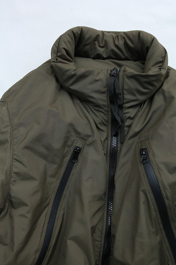 RIOT DIVISION Short Jacket to Parka GREEN (3)