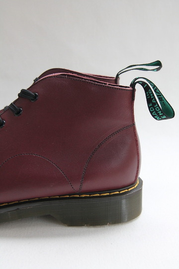 Solovair Oxblood 7Eye Monkey Boot CHERRY (8)