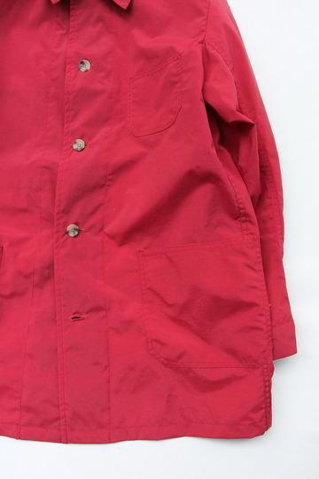 coochucamp Happy Shirt Coat RED (3)