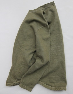 Goodon Rough Crew Sweat P SAGE (2)