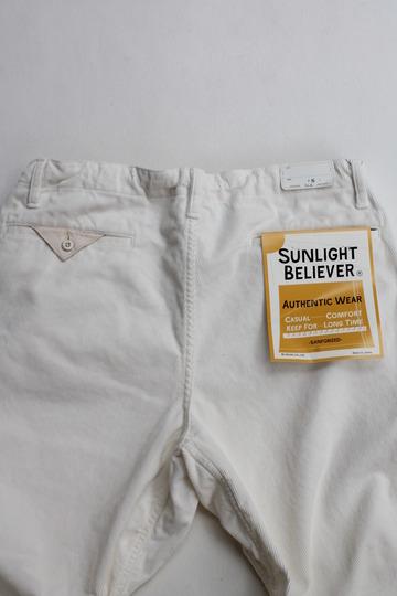 Sunlight Believer Corduroy Relax Pants (3)