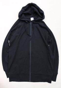 Baxter Ratcliff LS Hood Sweatshirts Flatlock NAVY