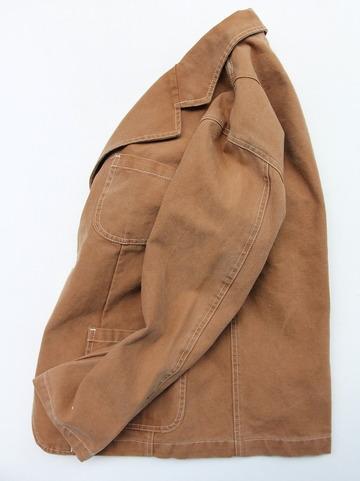 Carifornia Brand Brown Duck Blazer 3 Button (5)