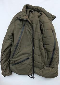 RIOT DIVISION Short Jacket to Parka GREEN (8)