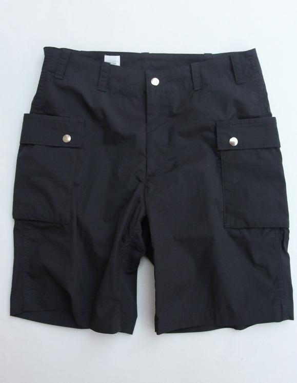 ARAN Field Shorts CT Rip NAVY
