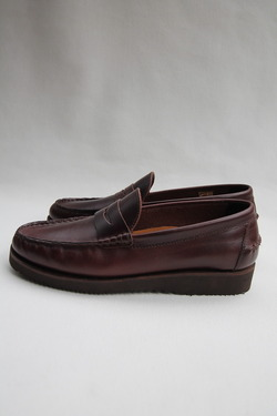 Punto Pigro Coin Lofer With Vibram BROWN (4)