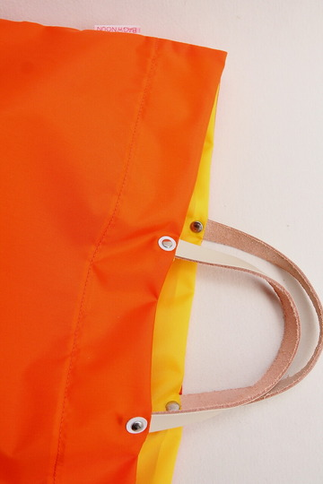BAG n NOUN Nylon Pack ORANGE (3)