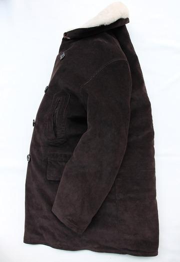 Npenthes Lonodn Corduroy Coat D BROWN (4)