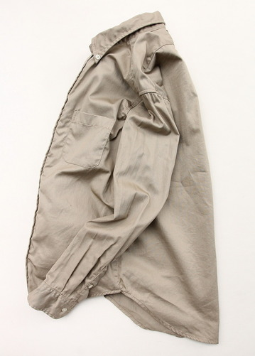 Nepenthes New York Twill BD KHAKI (5)