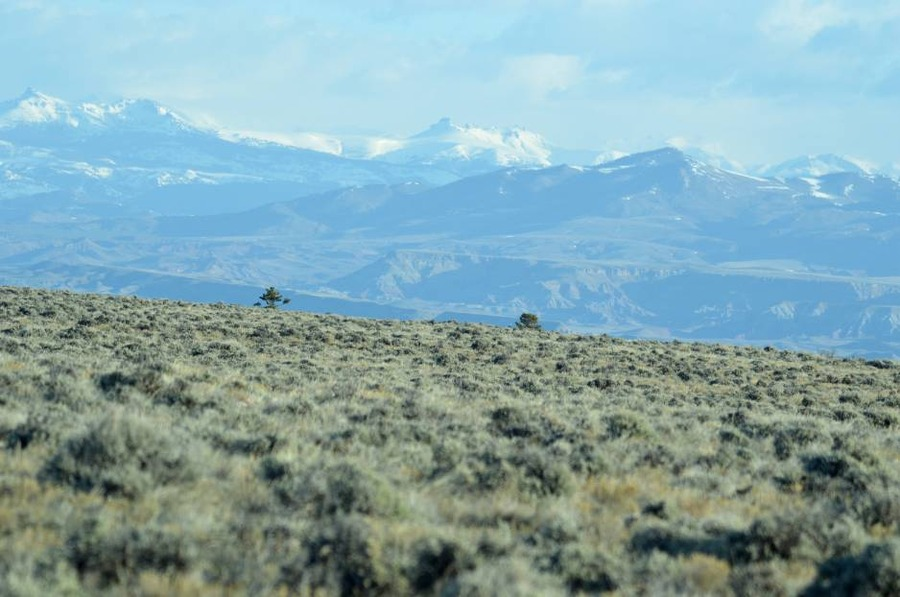 Mountains of Wind River