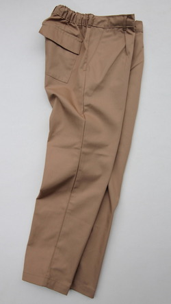 Uniformworld Work Pants CAMEL (2)