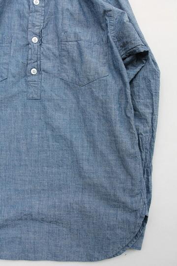 BATTERSEA Chambray Granda Shirt (3)
