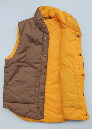Snugpak Airpack Vest LATVIAN TAN X YELLOW (3)