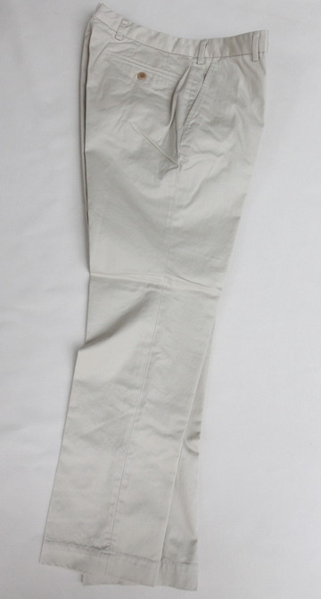 DC WHITE Chino Pants OFF WHITE (6)
